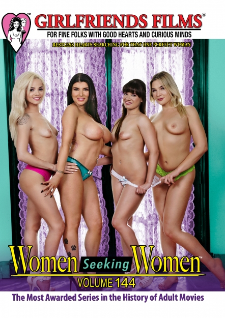 Women Seeking Women #144 DVD