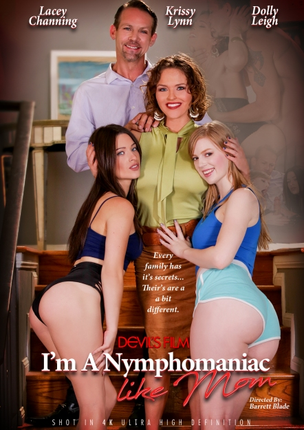 I'm A Nymphomaniac Like Mom DVD