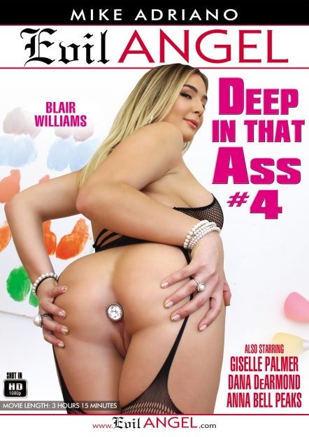 Deep In That Ass #04 DVD