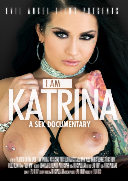 I Am Katrina DVD
