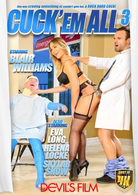 Cuck 'Em All #03 DVD