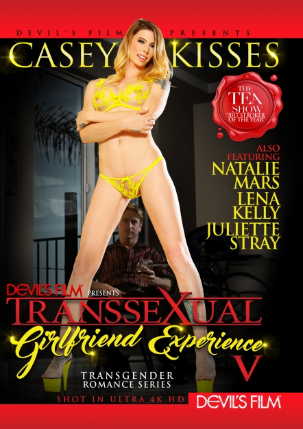 Transsexual Girlfriend Experience #05 DVD