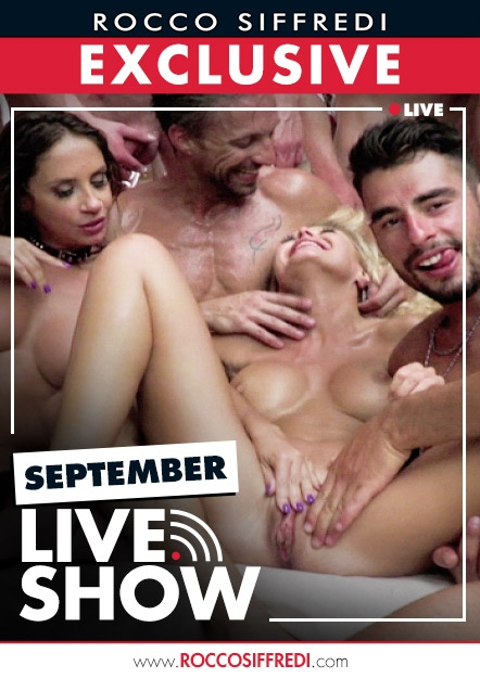 Live Shows - September DVD