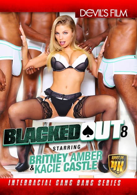 Blacked Out #08 DVD