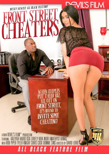 Front Street Cheaters DVD
