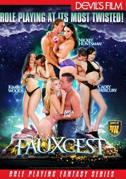Fauxcest DVD