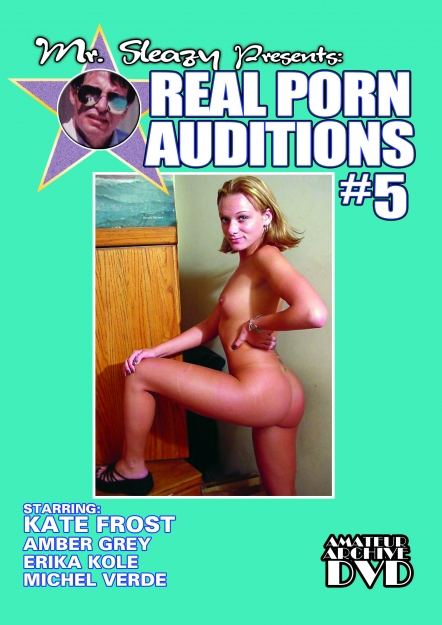 Real Porn Auditions #05