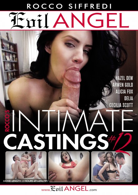 Rocco's Intimate Castings #12 DVD