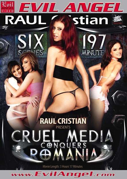 Cruel Media Conquers Romania DVD