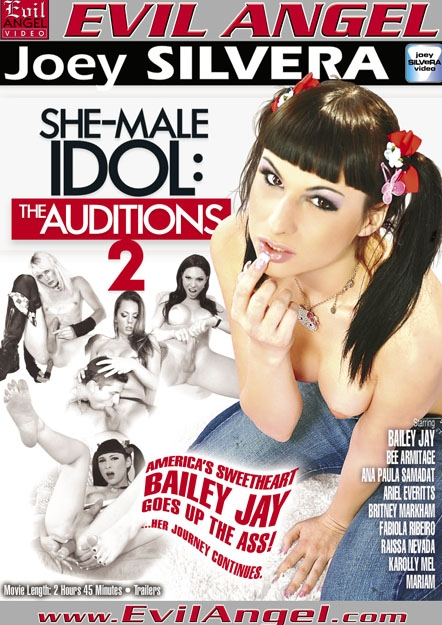 She-Male Idol The Auditions #02 DVD