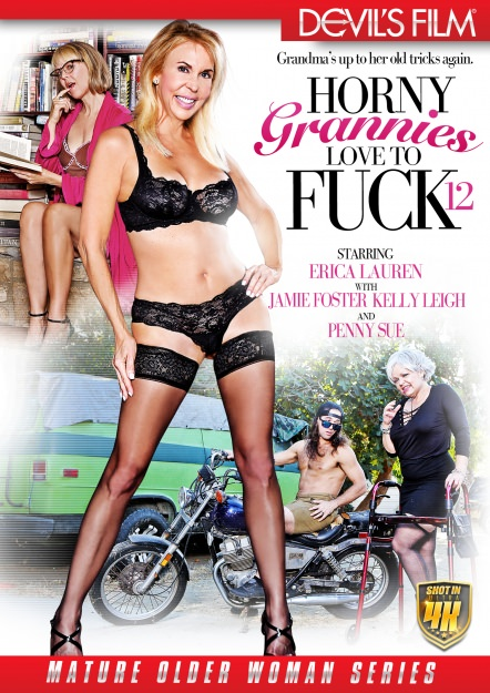 Horny Grannies Love To Fuck #12