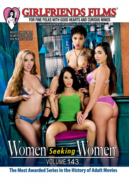 Women Seeking Women #143 DVD