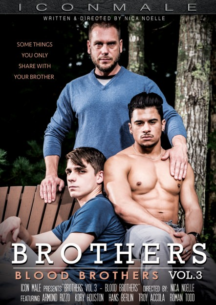 Brothers #3 - Blood Brothers