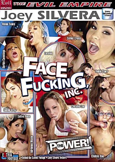 Face Fucking Inc #01