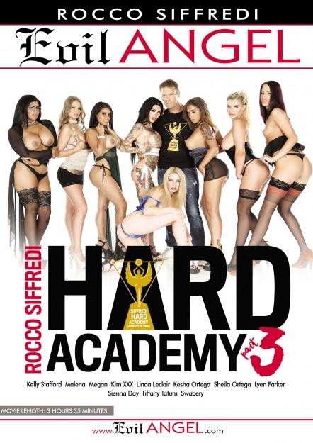 Rocco Siffredi Hard Academy #03 DVD