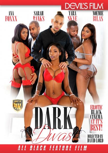 Dark Divas DVD