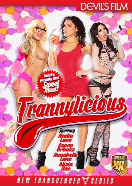 Trannylicious DVD