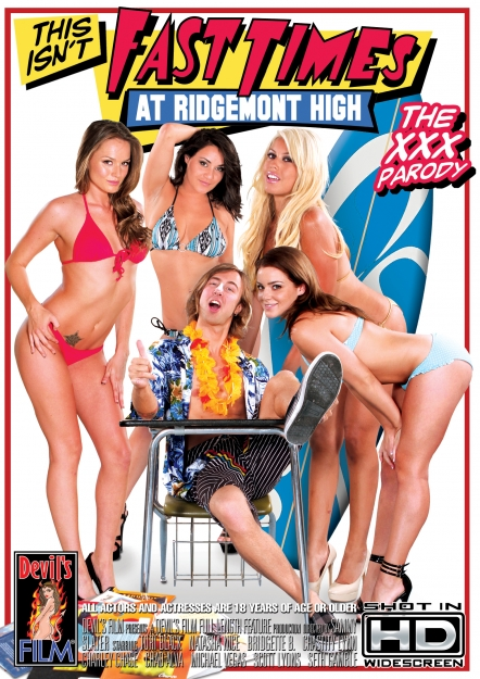 This Isn't Fast Times At Ridgemont High - The XXX Parody