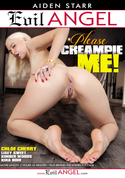Please Creampie Me! DVD