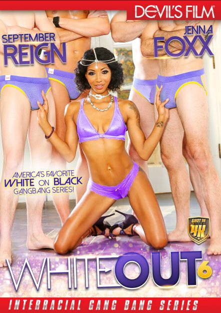 White Out #06 DVD