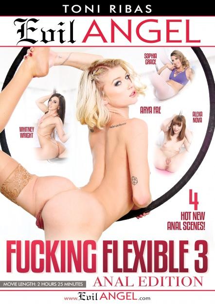 Fucking Flexible #03 DVD