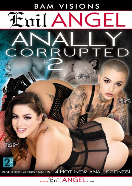 Anally Corrupted #02 DVD