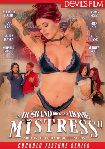 My Husband Brought Home His Mistress #11 DVD