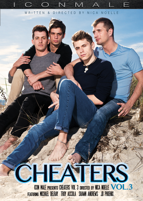 Cheaters #3 DVD