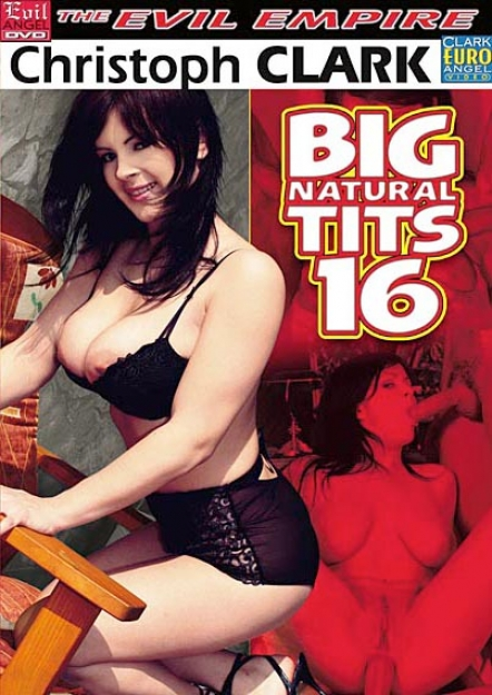 Big Natural Tits #16 DVD