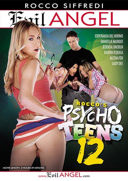 Rocco's Psycho Teens #12 DVD