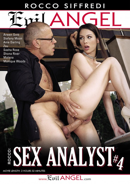 Rocco Sex Analyst #04 DVD