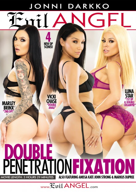 Double Penetration Fixation DVD
