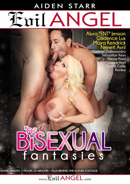 Bisexual Fantasies DVD