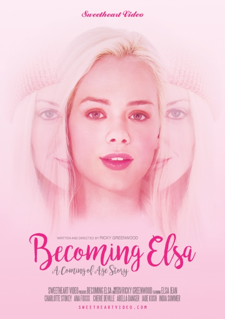 Becoming Elsa DVD