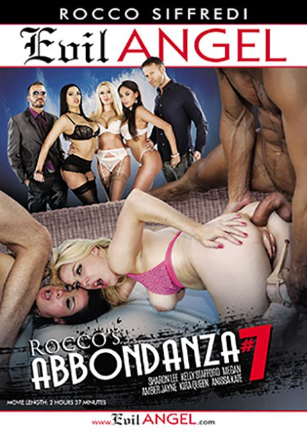 Rocco's Abbondanza #07 DVD