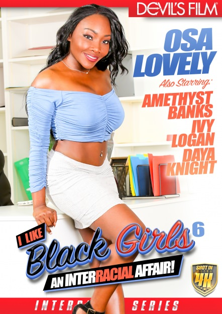 I Like Black Girls #06 DVD