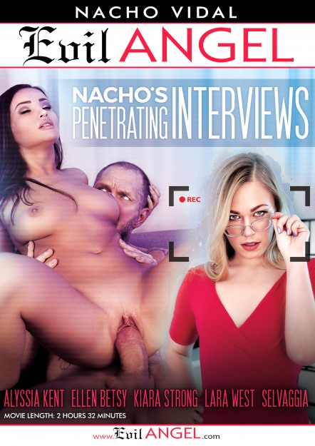 Nacho's Penetrating Interviews DVD