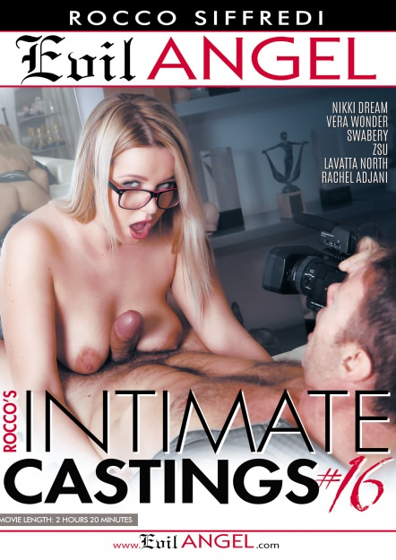 Rocco's Intimate Castings #16 DVD