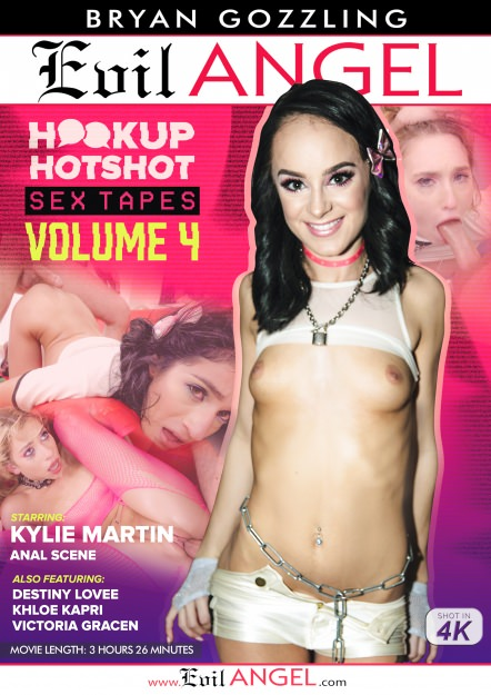 Hookup Hotshot: Sex Tapes Volume 4 DVD
