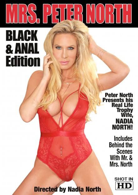 Mrs. Peter North Black and Anal Edition DVD