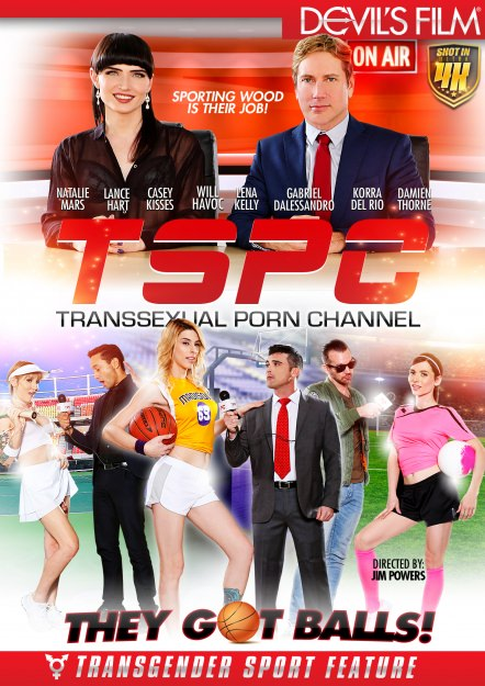 TSPC - Transsexual Porn Channel DVD