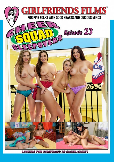 Cheer Squad Sleepovers #23 DVD