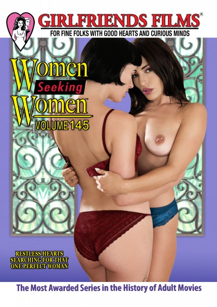 Women Seeking Women #145 DVD