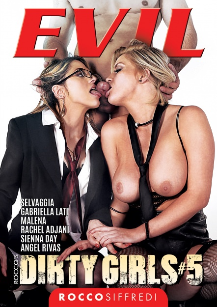 Rocco's Dirty Girls #05 DVD