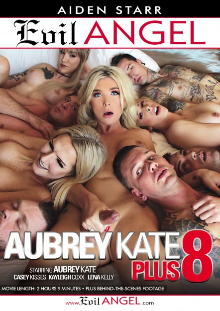 Aubrey Kate Plus 8 DVD