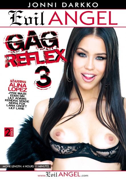 Gag Reflex #03 DVD