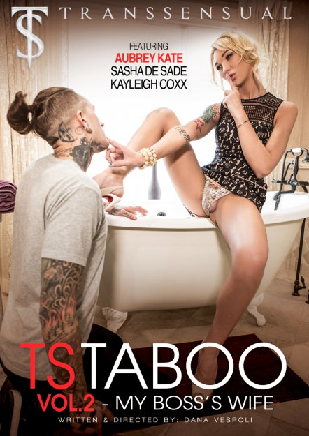 TS Taboo: My Boss's Wife