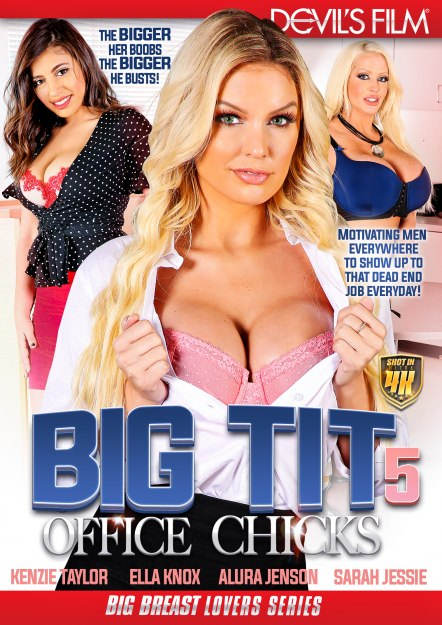 Big Tits Office Chicks #05 DVD