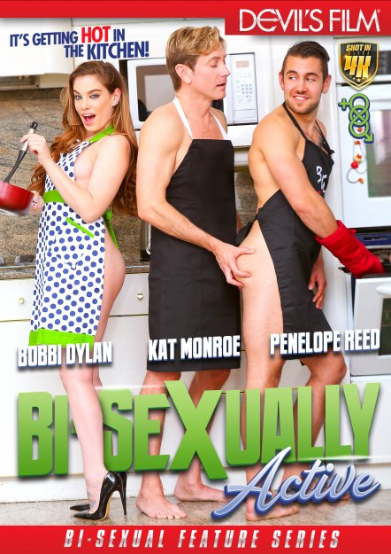Bi-Sexually Active DVD