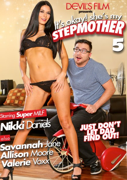 It's Okay She's My Stepmother #05 DVD